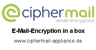 Ciphermail Appliance